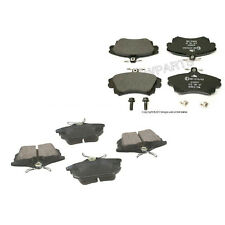 For Volvo S40 V40 00-04 Set of Front & Rear Disc Brake Pad ATE 30769199/31262468