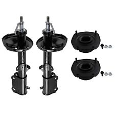 Monroe Rear Suspension Struts and Mounts Kit For Chevy Geo Prizm Toyota Corolla