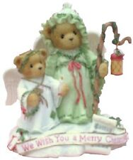 CHERISHED TEDDIES  BEVERLY & LILA - Xmas 2002 Ltd Ed