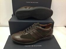 Tommy HILFIGER in pelle uomo scarpe, Taglia UK 10 / EU 44