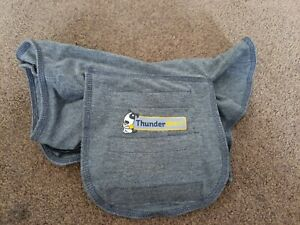 Thundershirt for Dogs Small Grey - Only worn a couple of times anxiety fireworks