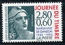 STAMP / TIMBRE FRANCE NEUF N° 2933 ** JOURNEE DU TIMBRE MARIANNE DE GANDON