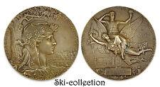 Médaille Exposition Universelle Internationale 1900, Paris. Attribuée. Bronze