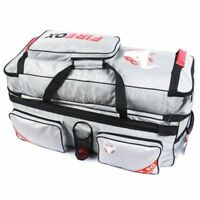 Cricket Wheelie Bag - THREE WHEELS - Better Balance - 95x45x45cm- High Quality
