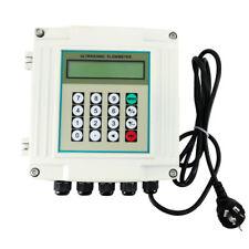 Digital TUF-2000SW+TM-1 Fixed Ultrasonic Flow Meter  DN50-700mm DN1.97-27.56in