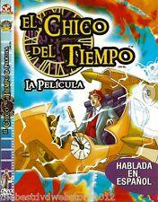 El chico del Tiempo/Time Kid (2003) The Movie  |  Animation, Family  | English