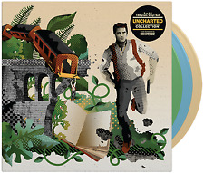 Uncharted The Nathan Drake Collection Video Game Soundtrack 3 LP COLOR Vinyl NEW