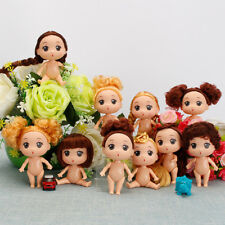 Random 5pcs Baby Ddung Nude Dolls for Hanmade Dessert Cake Baked /Wedding Doll