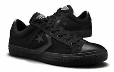CONVERSE CONS STAR PLAYER Ox BLACK UNISEX CASUAL SNEAKERS MENS WOMENS SHOES