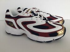 Fila Creator Womens Shoes White Navy Red Size 8