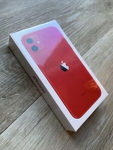 Apple iPhone 11 (PRODUCT)RED - 64GB (EE) A2215 (CDMA + GSM) NEW SEALED