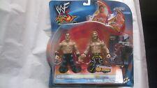 WWF Sunday Night Heat Famous Scenes Chris Benoit & Chris Jericho 2001 NEW t627