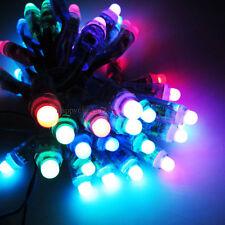 1000pc Addressable WS2811 RGB LED Pixel Full color Light 5V IP68 4 Xmas Decorate