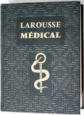 Larousse médical 1952