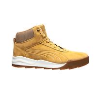 Puma Desierto Zapatos de Invierno Piel de ante Botas de Invierno 42-48,5 Nuevo