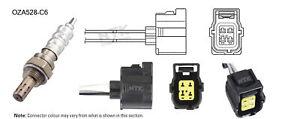 NGK NTK Oxygen Lambda Sensor OZA528-C6 fits Jeep Cherokee 3.7 4x4 (KJ), 3.7 L...