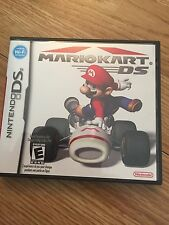Mario Kart DS Nintendo NDS Cib Game With Manual NG3