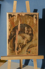Jesus Christ wooden icon Crucified Pantocrator Catholic Greek Russian