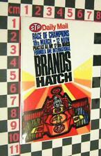 1972 Race of Champions Sticker - Europa Elan 7 Cortina