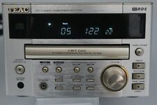 More details for teac cr-h100 receiver amplifier tuner cd player - tested fully working