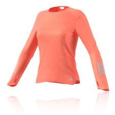 Abbigliamento sportivo da donna rosa alta visibilità della lunghezza della manica manica lunga