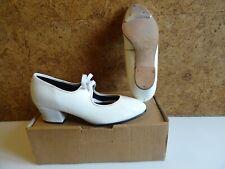 Chaussures-Claquettes de danse femme  ROCH VALLEY blanches en 36.5