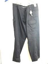 ELBECO Mens TEK3 BLACK WORK 4-POCKET PANTS~E2804R,EMT~Size 55 X 30 New