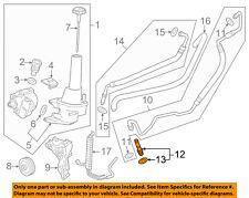 GM OEM-Power Steering Return Hose 23251100
