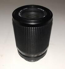 Minolta MD 70-210mm/f4.5-5.6 Macro Lens (BRAND NEW!)