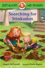 Judy Moody and Friends: Searching for Stinkodon (Paperback or Softback)