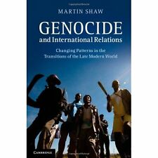 Genocide International Relations Shaw Cambridge Unive. 9780521110136 Cond=LN:NSD