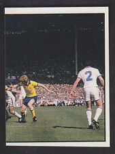 Panini Fútbol 81 - # 363 1980 FA Cup Final-Arsenal V West Ham