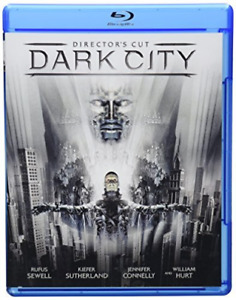 SEWELL,RUFUS-DARK CITY DIRECTOR`S CUT (US IMPORT) Blu-Ray NEW