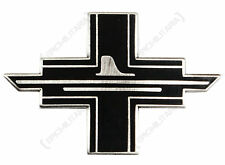 NEW German 10th Flotilla Black Cross U-BOAT PIN CAP BADGE WW2 Navy Kriegsmarine