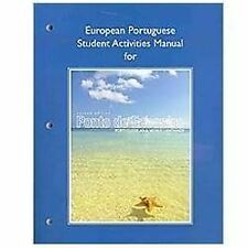 European Student Activities Manual for Ponto de Encontro: Portuguese as a World