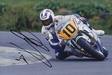 Wayne Gardner - Honda NSR 500cc Hand Signed Photo 8