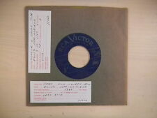 RCA Victor Record Little Nipper Series THE LITTLE ENGINE THAT COULD 45rpm 50s