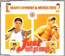 Charly Lownoise & Mental Theo - Just Can't Get Enough - CDM - 1997 - Dance 5TR