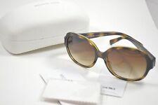 Michael Kors MK6021 300613 Corte Tortoise Brown Frame Women's Sunglasses
