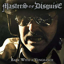 Master of Disguise-back with a Vengeance-CD