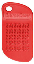 Eddingtons RED GarlicCard / RED Garlic Card - Grate Garlic