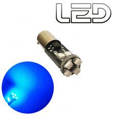 1 Ampoule  LED SMD BAX9s H6W Bleu Résistances Anti erreur ODB Blue light