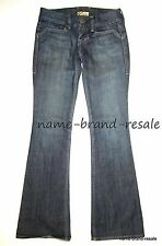 WILLIAM RAST SAVOY Trouser Jeans Womens 24 XS Regular Rise Flare Leg Designer