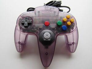 *AUTHENTIC* OEM Nintendo 64 N64 Controllers - Very Tight Original Joysticks!