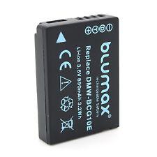 Batterie pour Panasonic dmw-bcg10e | 65242 | tz7 tz31 tz65 zs1 zs3 zs10 zs25 zx1 zx3