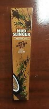 RED HOOK BREWEY MUD SLINGER CRAFT BEER TAP HANDLE