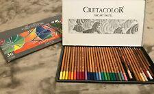 Cretacolor Fine Art Pastel Pencils - 36 Pencil Set