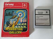 SHOOTING GALLERY - LANSAY 1392 ACETRONIC RADOFIN PRINZTRONIC - EN BOITE
