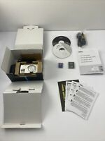Nikon Coolpix S4000 Digital Camera In Box* READ* Battery Charger Discs SD Card +