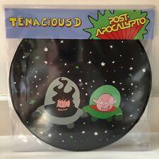 TENACIOUS D Post-Apocalypto LP picture disc 2018 Sony NEW